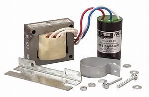 50 Watt High Pressure Sodium Ballast Kits 866