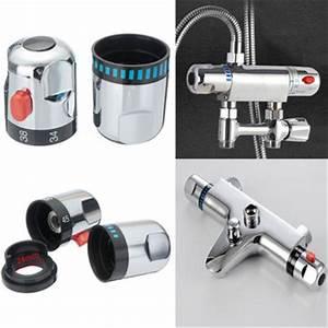 Fermeture De Douche : 2pcs remplacement mitigeur thermostatique eau bouton de ~ Edinachiropracticcenter.com Idées de Décoration