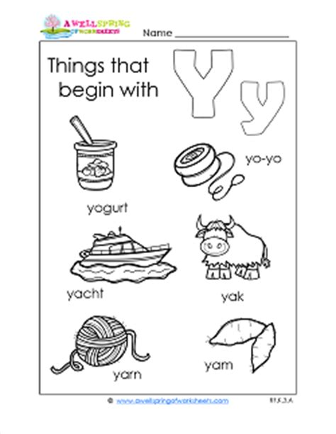 things that start with the letter n subject a wellspring of worksheets 25259
