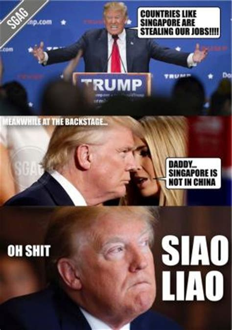 Singapore Meme - trump s memes trump the internet as he is elected the president of america stomp