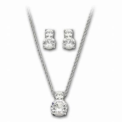 Swarovski Jewelry Brilliance Earrings Pendant Expand Clear