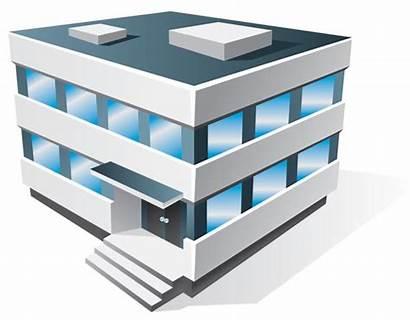 Building Clip Office Clipart 3d Buildings Houses