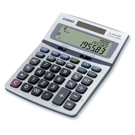 classement papier bureau casio df 320tm calculatrice de bureau calculatrice