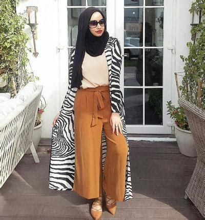 tips style kulot hijab kamu bertubuh gemuk