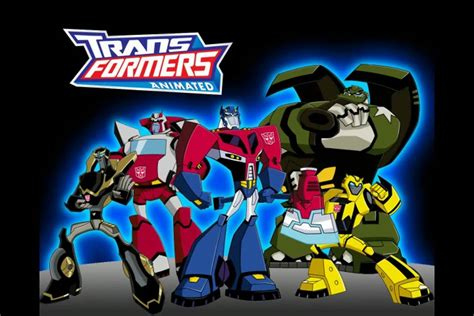 Transformers Animated Theme Oo2 Extended Hd Youtube