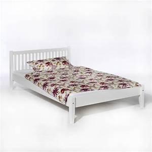 Bett 1 60x2 00 : bett sonja buche einzelbett bettgestell holzbett wei lackiert 120x200 online kaufen bei woonio ~ Bigdaddyawards.com Haus und Dekorationen