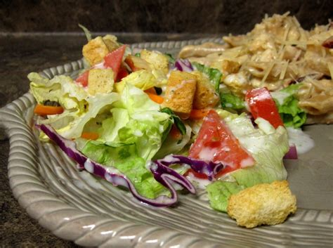 Olive Garden Salads by Olive Garden Salad And Dressing The Spiffy Cookie