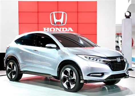 2019 Honda Urban Suv Concept  Car Photos Catalog 2018