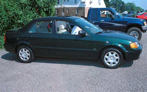Mazda Protege Car Audio Profile
