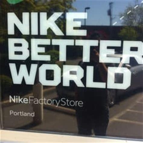Nike Outlet Portland by Nike Factory Outlet Shoe Shops Northeast Portland