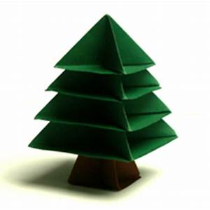 Tannenbaum Falten Anleitung : modulares origami ~ Lizthompson.info Haus und Dekorationen