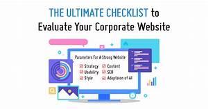 Website Assessment  Evaluation Checklist