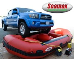 Inflatable Boats Richmond Bc by Seamax Inflatable Boat Review Inflatable Boater