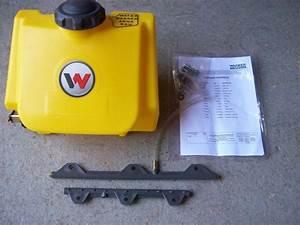 Wacker Wp1550    Wp1540 Plate Compactor Water Tank Kit