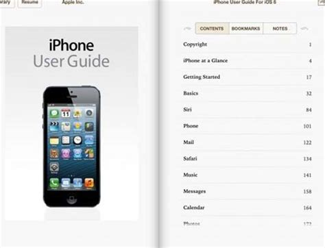 iphone 5s manual for dummies