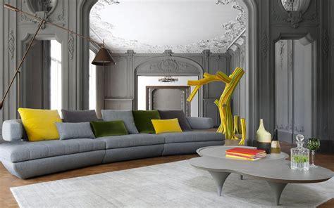 canap駸 ronds design canape rond roche bobois photos de conception de maison elrup com