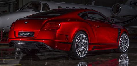 Bentley Continental Gt Sanguis By Mansory