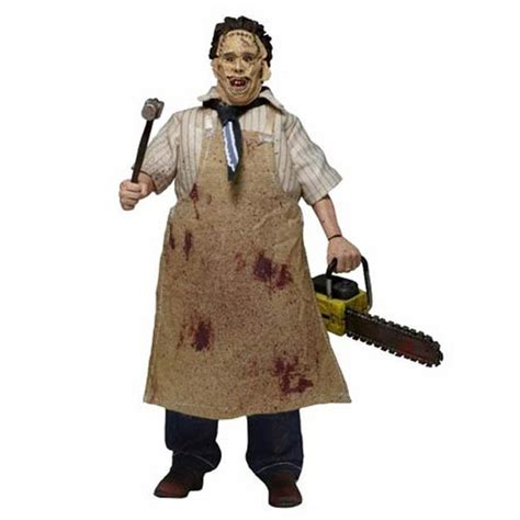 monkey depot collectible figure neca texas chainsaw