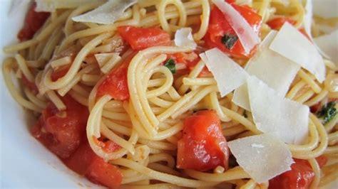 pasta pomodoro recipe allrecipescom