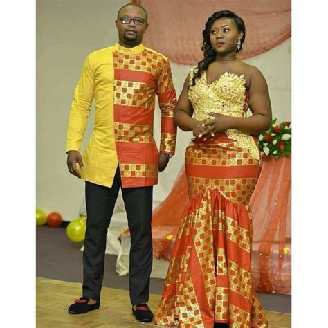 African Wear Styles For Wedding Church Work And Any Ceremony