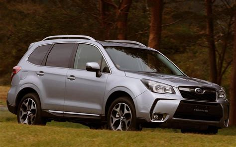 Subaru Forester Review by 2015 Subaru Forester Suv Review Price Quote And Specs
