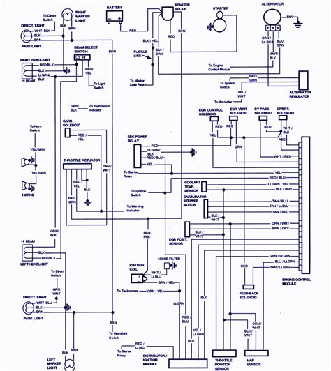 Electrical Wiring Diagram Ford F 250 by 1985 Ford F250 Wiring Diagram Auto Wiring Diagrams