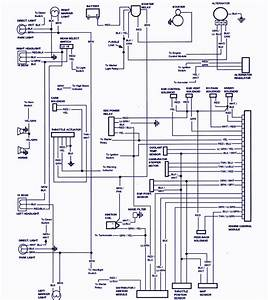 1990 F250 Truck Wiring Diagram