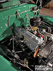 1950 Chevrolet Trucks Straight Six