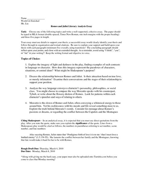 mla format essay best photos of mla format conclusion mla essay format exles mla essay format exles and