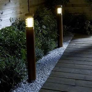 Eclairage Piscine Bois : les 9 meilleures images propos de eclairage exterieur ~ Edinachiropracticcenter.com Idées de Décoration