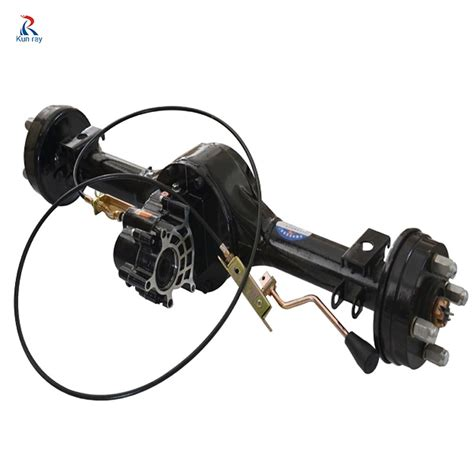 Electric Motor Axle by 650w 36v 60v 72v Disc Brake Electric Vehicle Brushless Dc