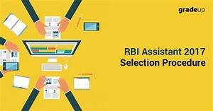 Rbi Assistant Selection Process 2017