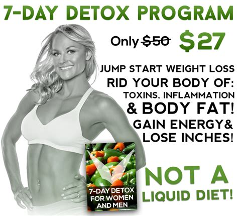 7 Day Detox Workout Anywhere