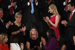 President Trump Honors Widow of Navy SEAL in Emotional Moment