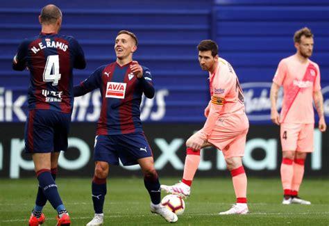 El equipo azulgrana confirma su tercera posición en. Eibar vs Barcelona Prediction and Betting Preview, 19 Oct 2019