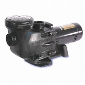 Hayward Max-flo Xl 1 1  2 Hp Pump 115  208-230v