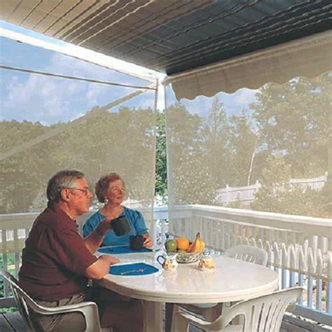 sunsetter side weatherbreaker panel  sunsetter awnings ebay