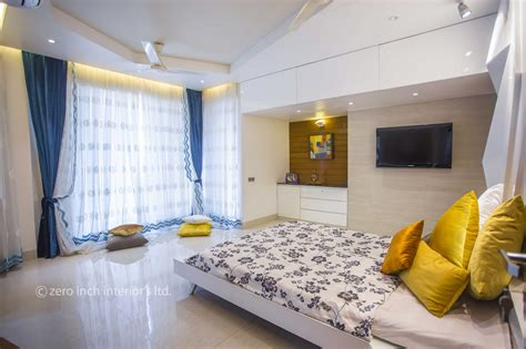 Contemporary Apartment In Dhaka  Zero Inch Interior's Ltd