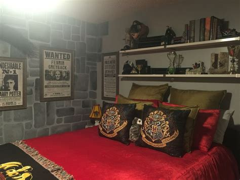 harry potter home decor harry potter room hp pinte