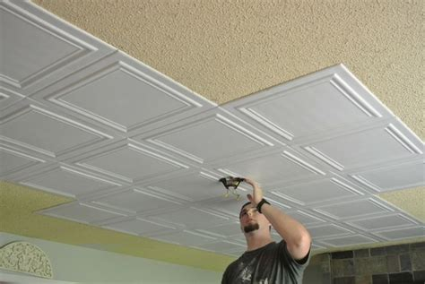 removal of popcorn ceiling styrofoam ceiling tiles awesome ceiling design ideas