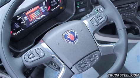 Next Gen Scania Interior