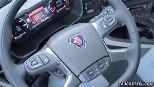 Next Gen Scania interior