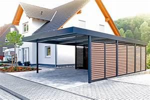 Carports Metall Uninorm Technic AG