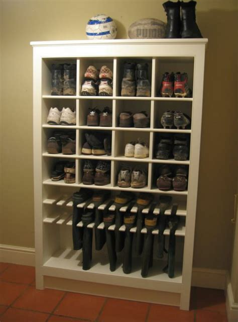 Storing Shoes In Closet by 7 Best Gumboot Storage Images On Boot Storage