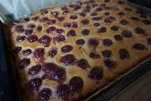 Kirschkuchen Blech Pudding : die besten 25 kirschkuchen vom blech ideen auf pinterest ~ Lizthompson.info Haus und Dekorationen