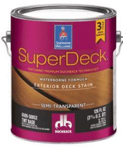 deck stain  sealer   easy brad  painter