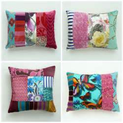 patchwork design contemporary patchwork cushions by suzy newton fresh design
