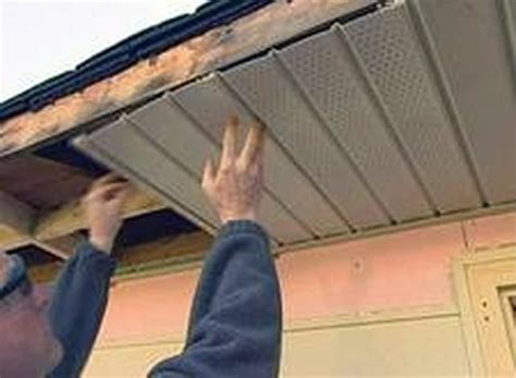 install you how to install vinyl soffit fascia hunker