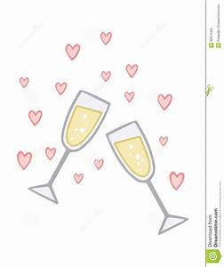 Wedding Toast Clipart - Clipart Suggest