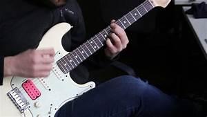 Dimarzio Pink Evolution Pickup On Fender Strat Bridge   First Impression
